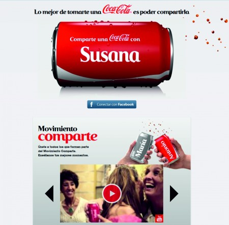 coca cola marketing